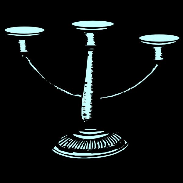 liftarn Antique candelholder