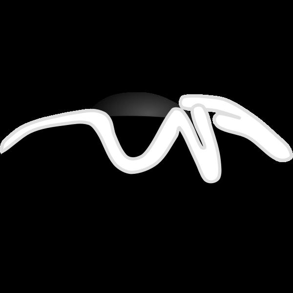 Three-cornered hat vector image