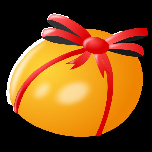 Vector clip art of an Easter icon