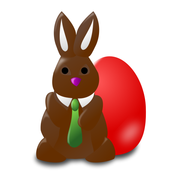 Easter icon vector graphics