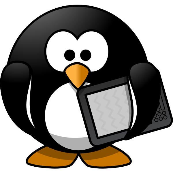 Modern penguin
