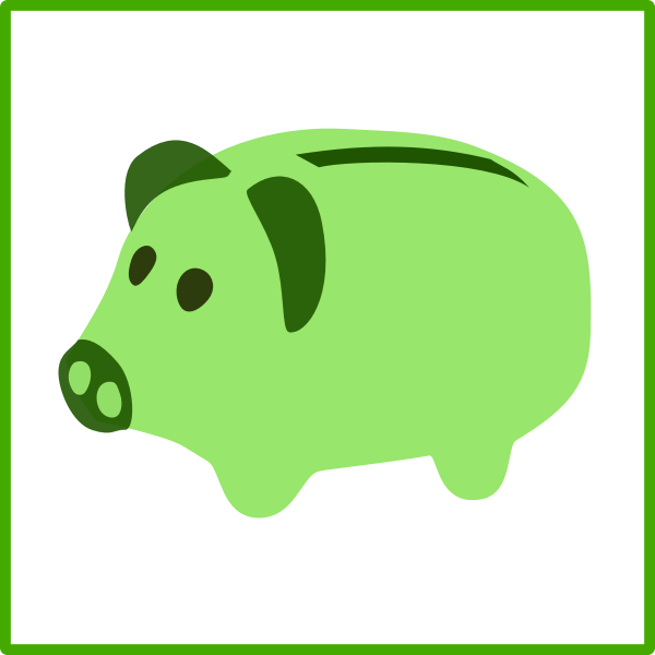 eco green economy icon