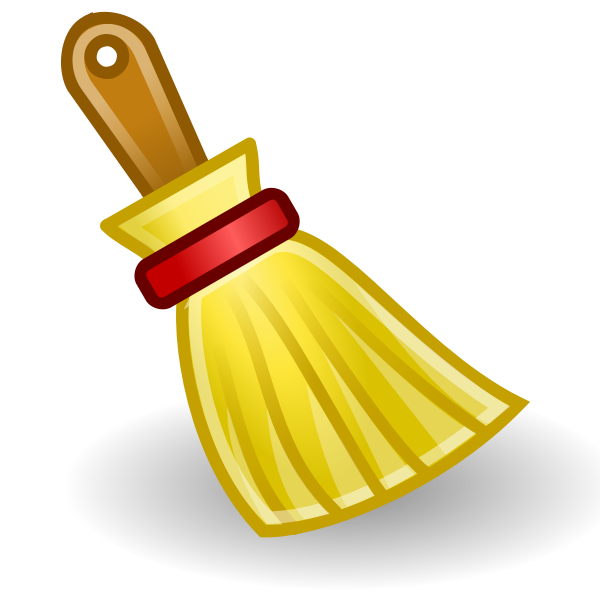 Simple broom