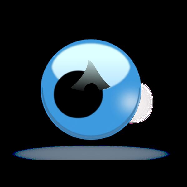 Vector image of navigation esfera