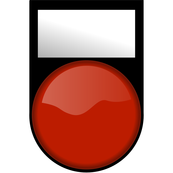 Voyant Rouge Eteint - Red Light OFF