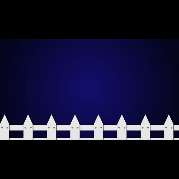 fence night no branch