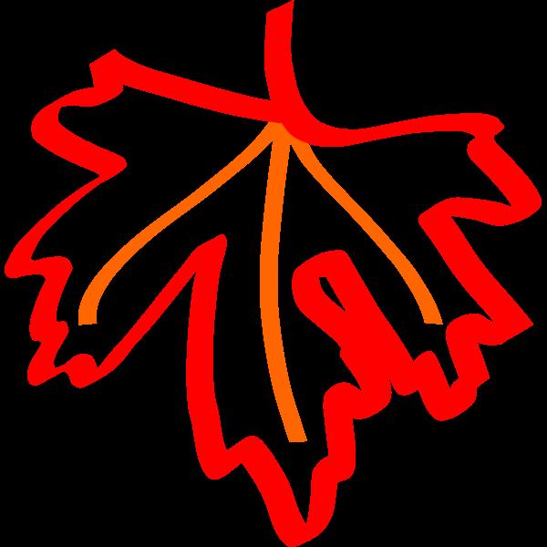 Draw me a leaf