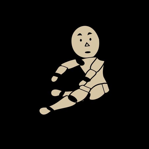 Puppet figure