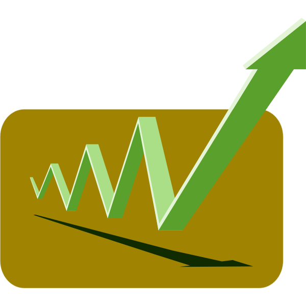 Green financial graph