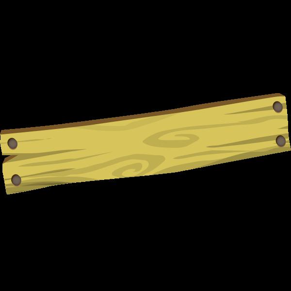 firebog firebog sign blank plank