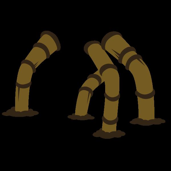 firebog legs front set