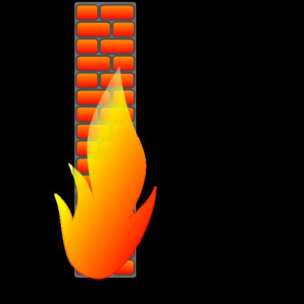 Firewall symbol