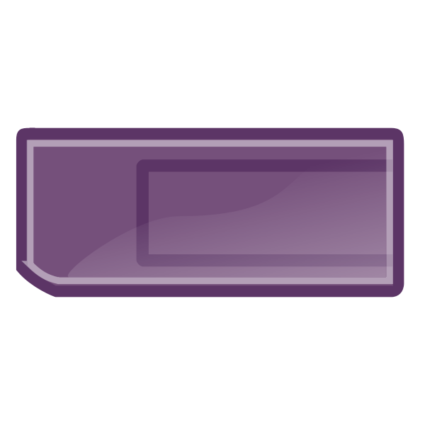 Memory stick vector image