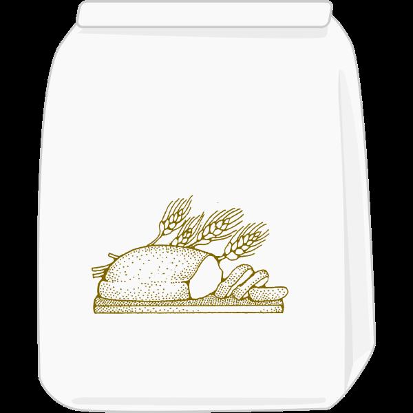 Bag of flour | Free SVG