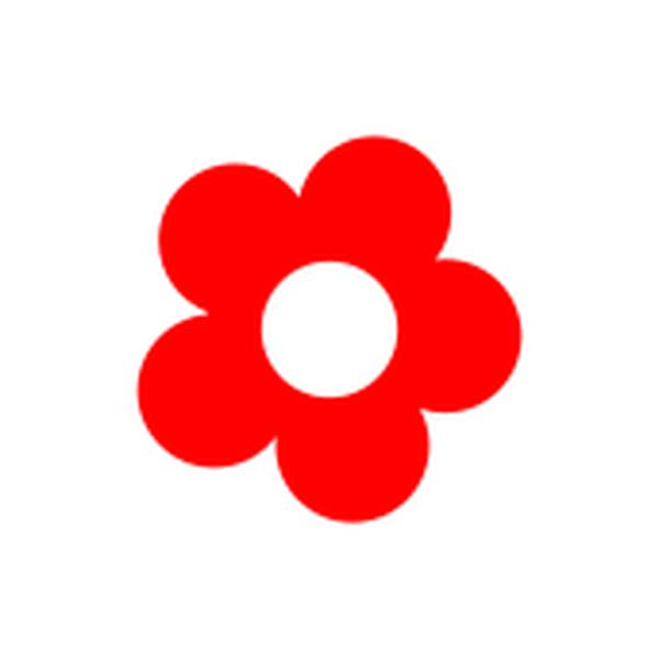 Flower Stylish Vector