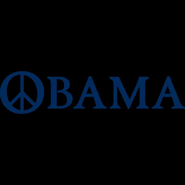 Obama Peace Symbol