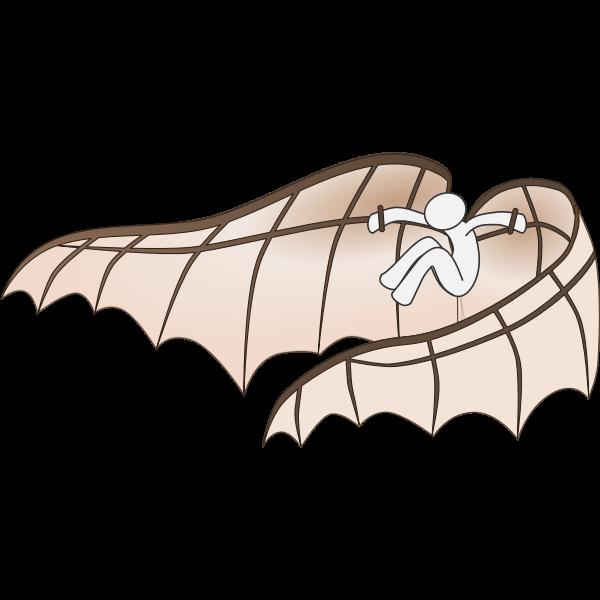 Da Vinci flyer