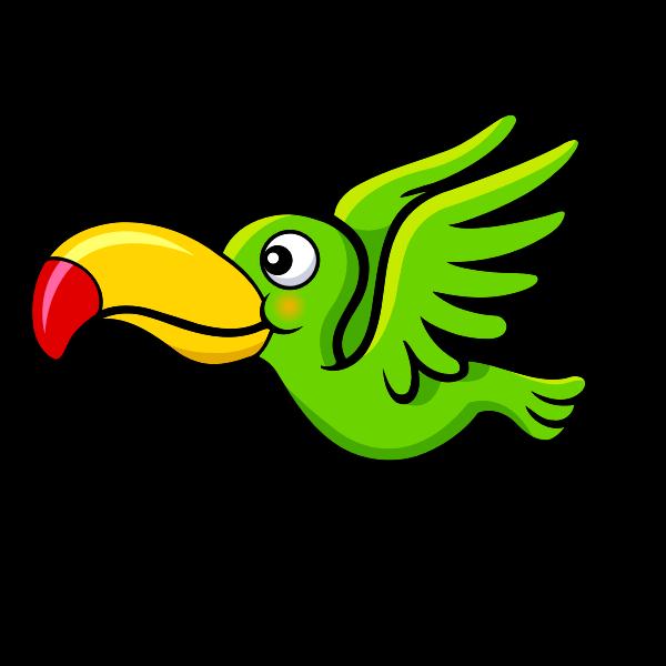 Flying bird-1574418396