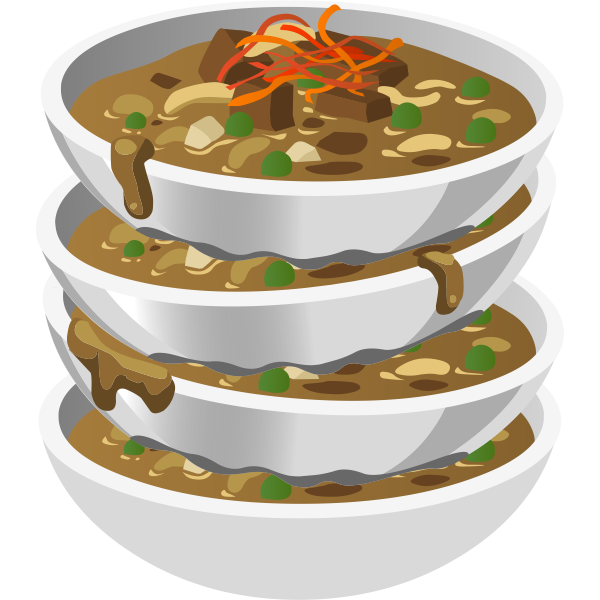 Stew plates