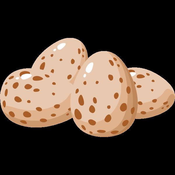 Plain eggs