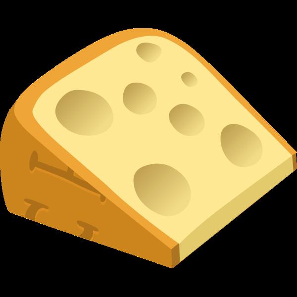 Cheesy slice