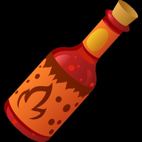 Hot n fizzy sauce