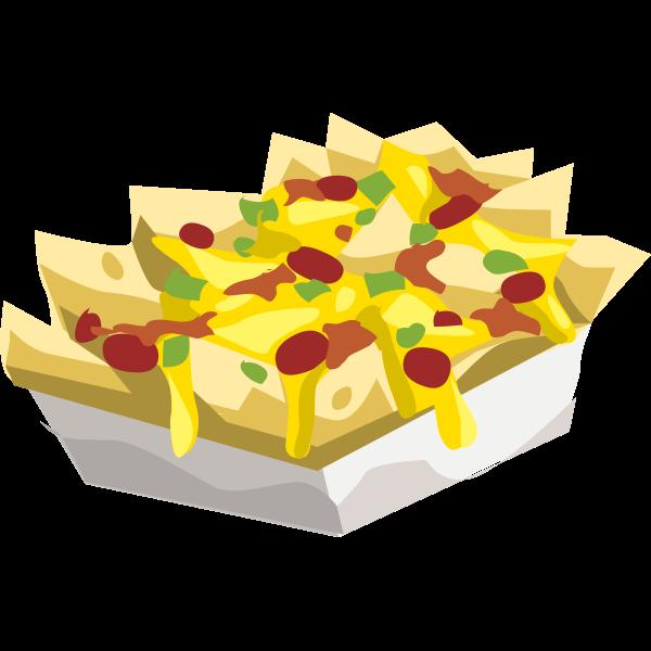 food hungry nachos