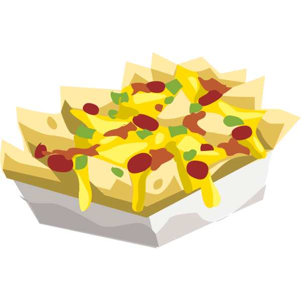 food hungry nachos