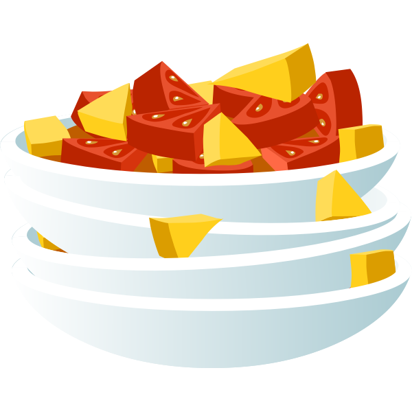 Lazy salad