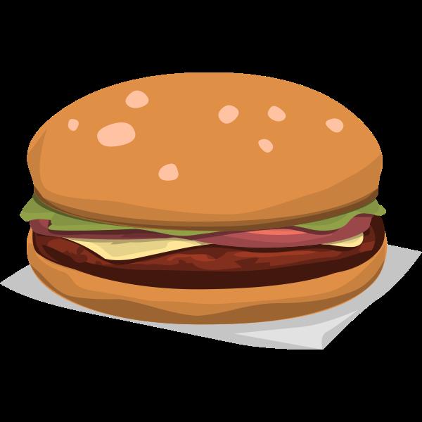 food maburger royale