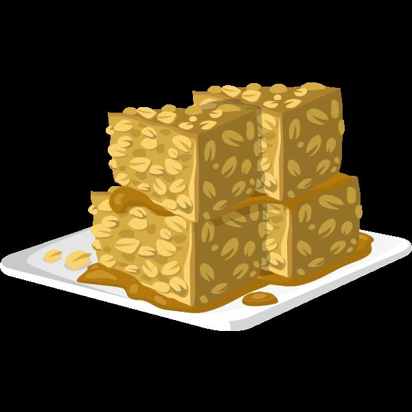 food oaty cake
