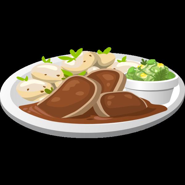 food potians feast