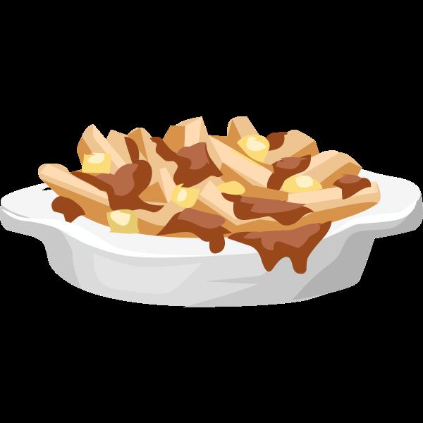 food pottine