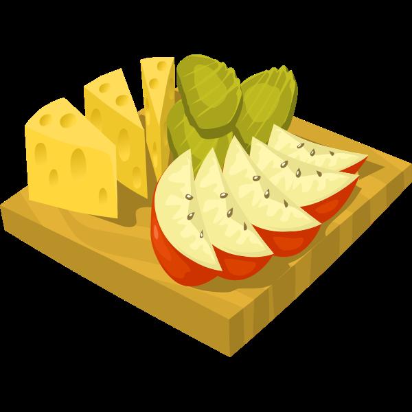 Food snack pack