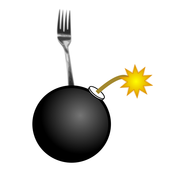 Fork and bomb
