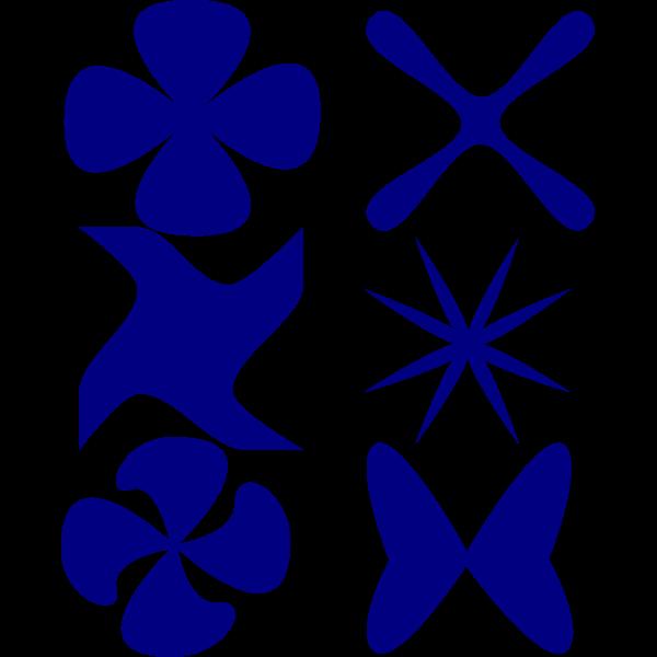 Diferent shapes
