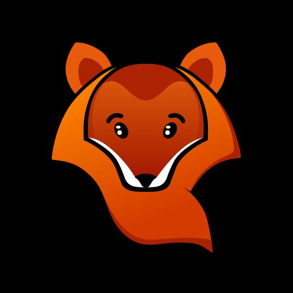 Fox transparent