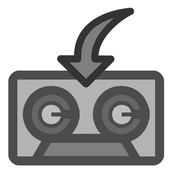Backup section icon