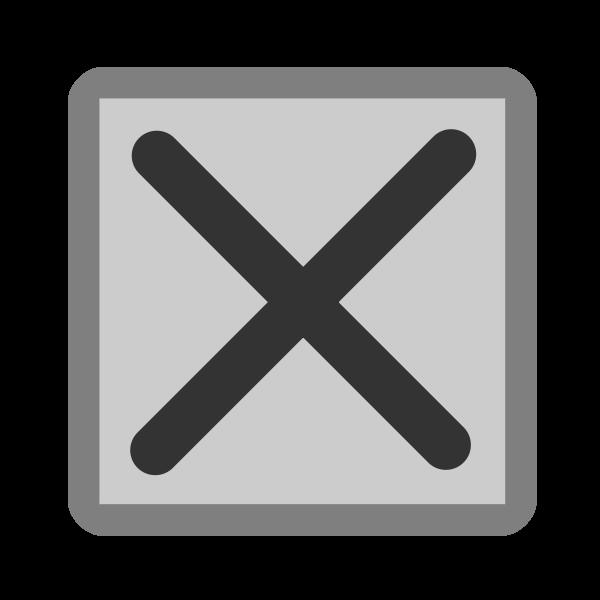Checked box icon