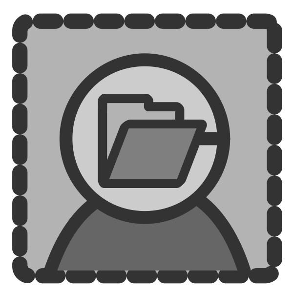 Clip art from file icon