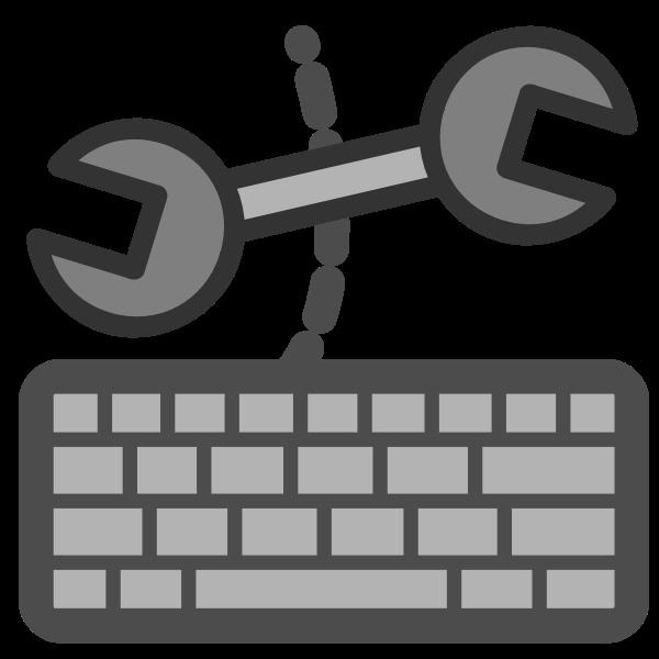 Configure shortcuts icon