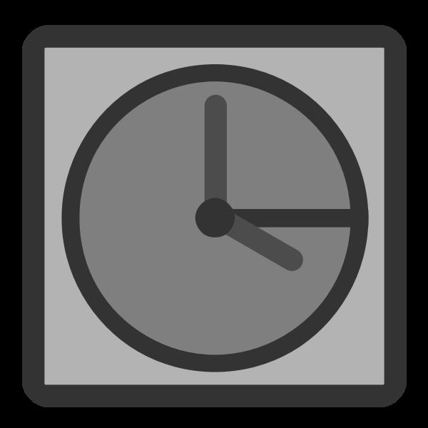 Temporary file computer icon