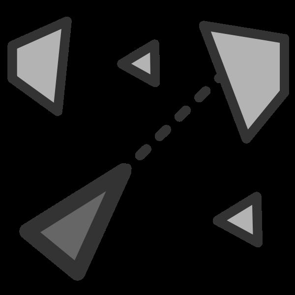 Asteroids icon