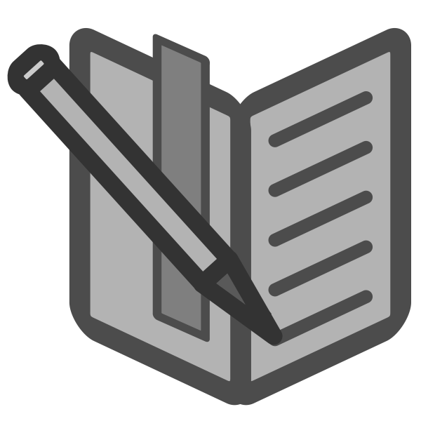 Edit bookmarks icon
