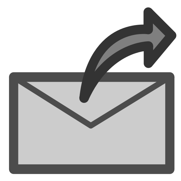 Mail post to