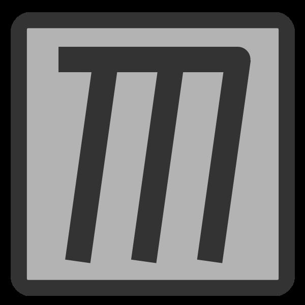 Mozilla symbol