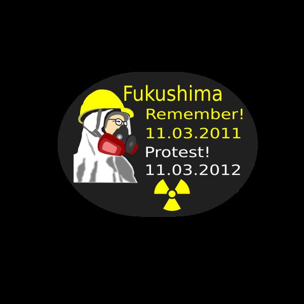 Fukushima Protest 2012