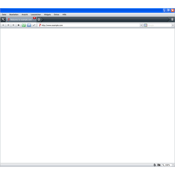 browser interface 0-Pera 9 winxp