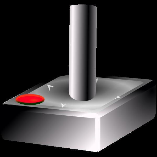 Joystick vector graphics