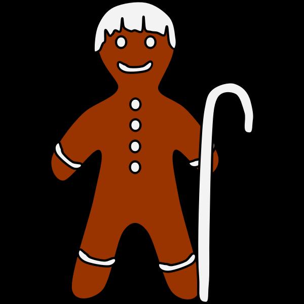 Gingerbread shepherd